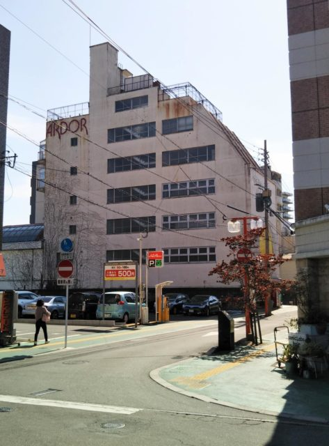 筑紫野市 JR二日市駅・西鉄二日市駅のWアクセス アーダービル